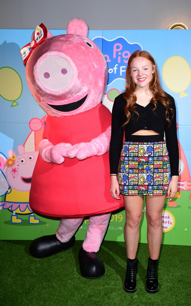 After 13 years voicing beloved children's character Peppa Pig, 18-year-old Harley Bird is stepping down from the role.