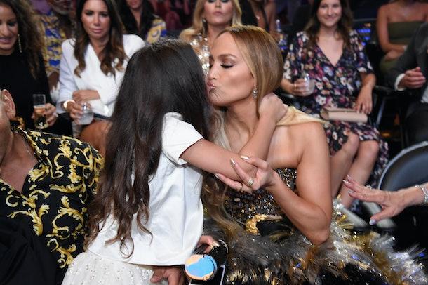 Jennifer Lopez and Emme Muñiz have a strong bond