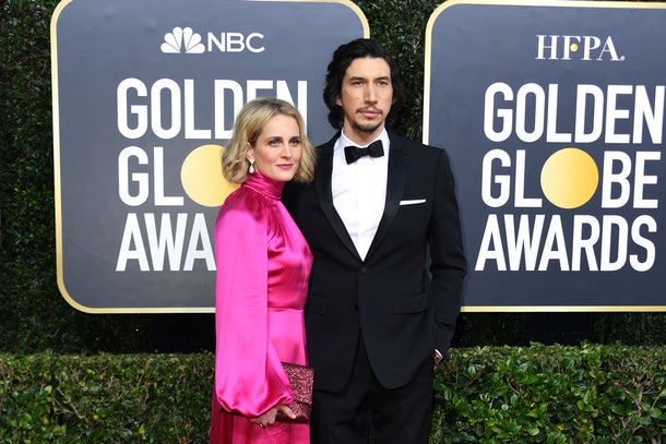 Adam Driver and wife, Joanne Tucker, are very guarded when it comes to talking about their young son.