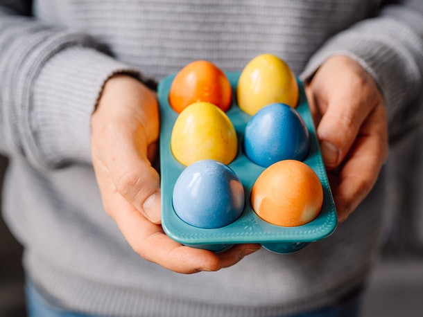 There's plenty of time to dye eggs before Easter hits on April 12.