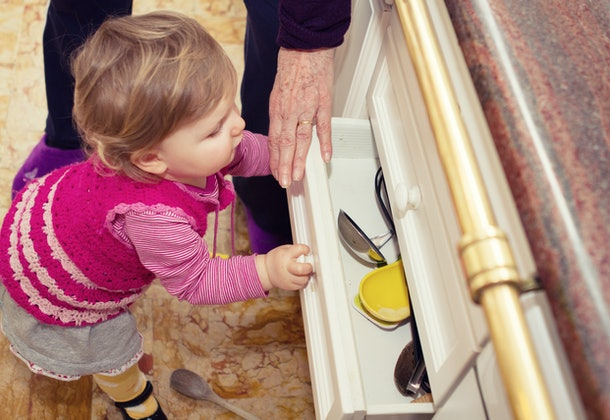 12 Spots In Your Home That Your Kids Can Clean Better Than You