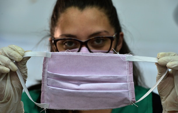 Sewing and donating masks is a great way to support your healthcare workers.