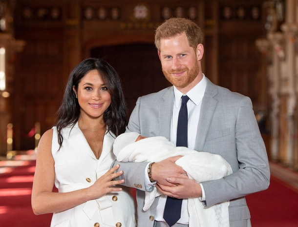 Meghan Markle and Prince Harry revealed their charitable organization has a connection to their son's name.