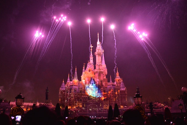Fireworks and parades will be temporarily stopped at Disney World when it reopens because of the coronavirus pandemic.