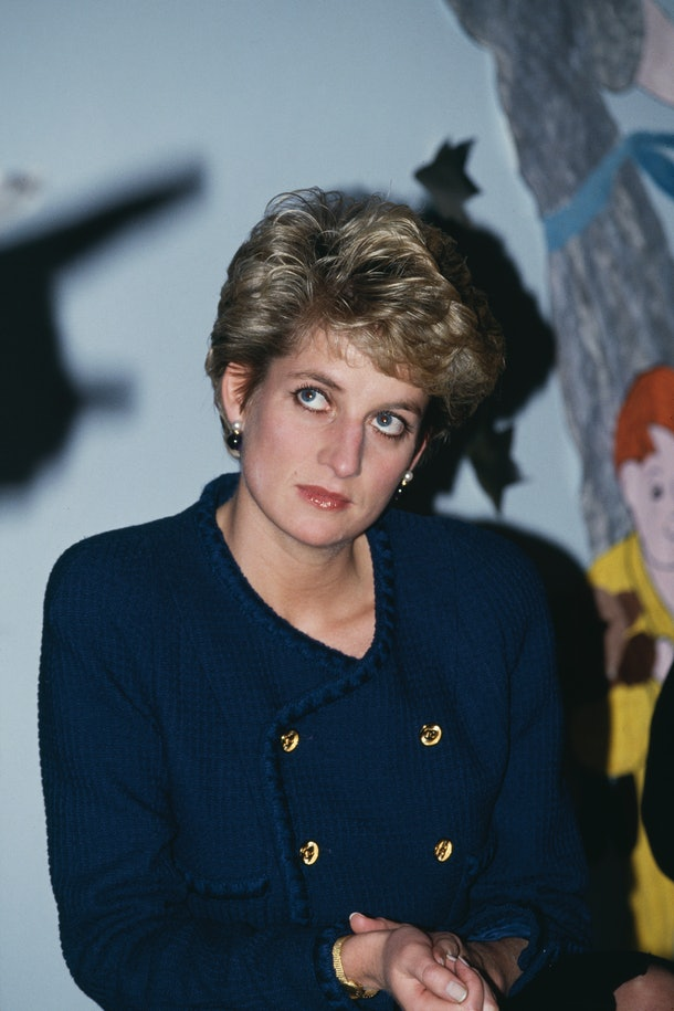 Princess Diana will be portrayed by Kristen Stewart in 'Spencer.'
