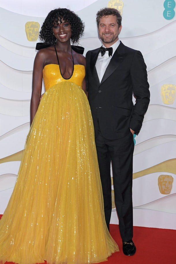 Jodie Turner-Smith says in a new essay for 'British Vogue' that she did not want to give birth in a hospital because of motherhood mortality rates.