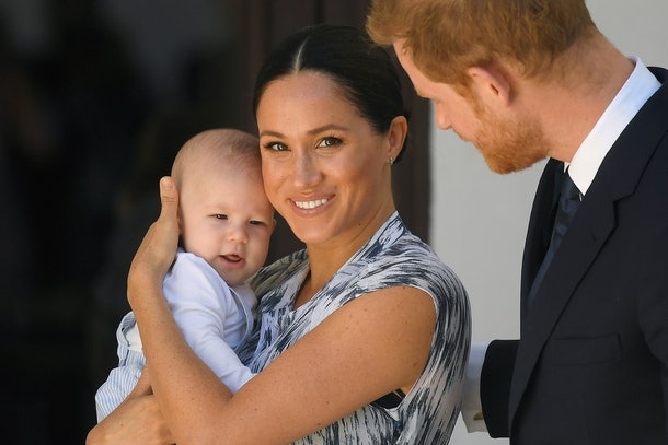Meghan Markle and Prince Harry moved to Santa Barbara.