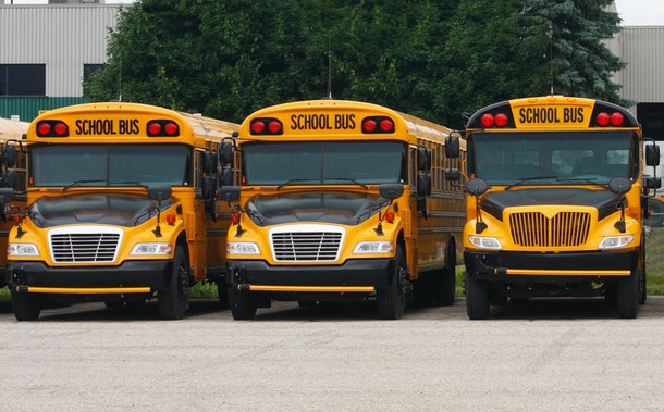 WiFi-equipped school buses are being deployed to help kids distance learn.
