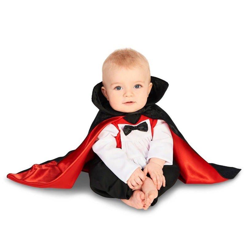 Fake the popular  fanged  look with this baby Count Dracula costume ($18 Toys  R  Us).  sc 1 st  Romper & 16 Cute Baby Costumes Under $20 Because Youu0027re Practical AF