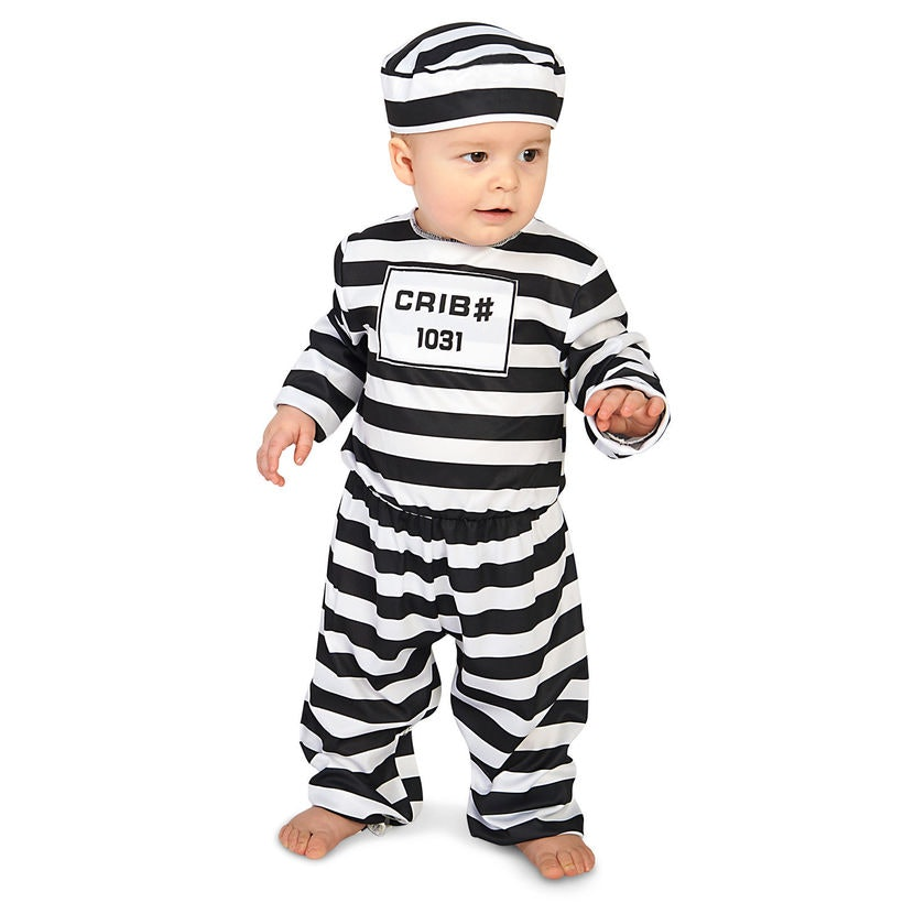 Sometimes a baby just has to bust out from behind those bars. This baby crib criminal costume ($20 Toys  R  Us) is mischievous and precious.  sc 1 st  Romper & 16 Cute Baby Costumes Under $20 Because Youu0027re Practical AF