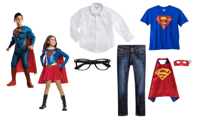 10 twin halloween costumes for kids to double your fun your candy your twins can channel the worlds favorite superhero and his alter ego this halloween by dressing up as clark kent and superman hes a journalist by day solutioingenieria Gallery