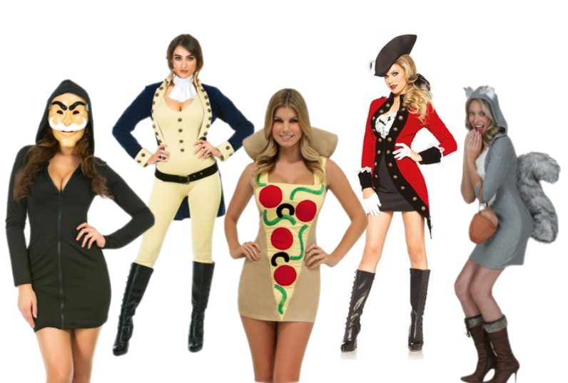 How Do You And Your Crew Feel About Halloween Costumes That Intentionally  Make Non Sexy Items Sexy? Some Of The Current Sexy Costumes On The Market  Include ...