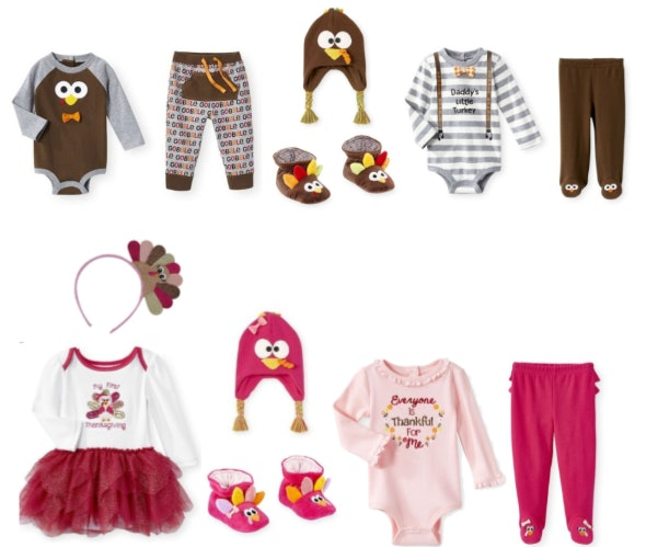 96bd3be0ae6 Koala Kid s has a great line of baby s first Thanksgiving clothing at Toy s