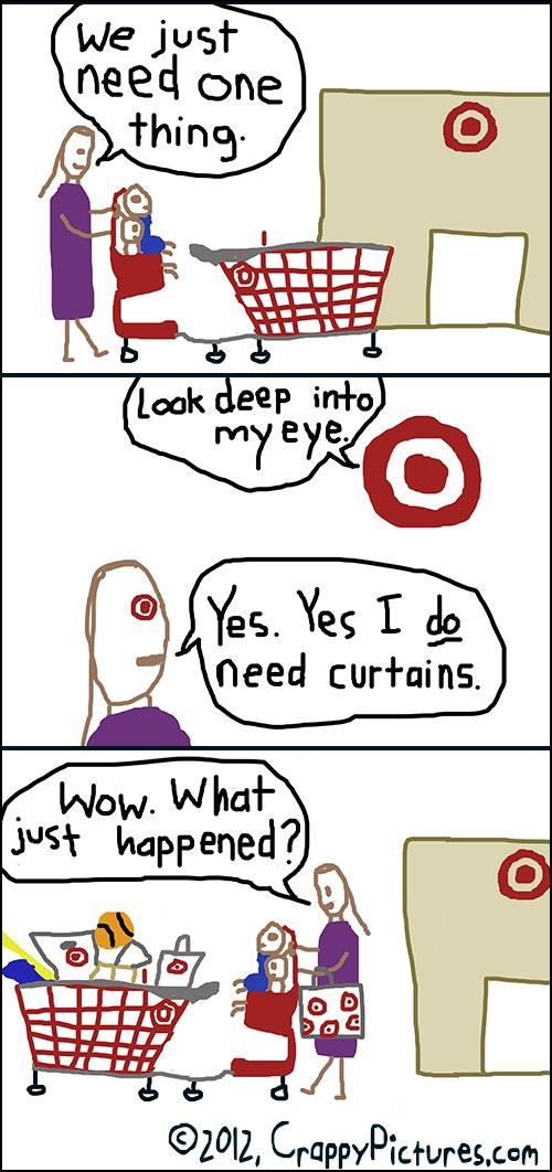 How We All Became Target Mom