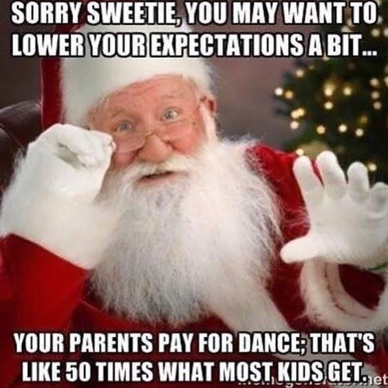 17 Hilarious Santa Memes That Are So Spot On