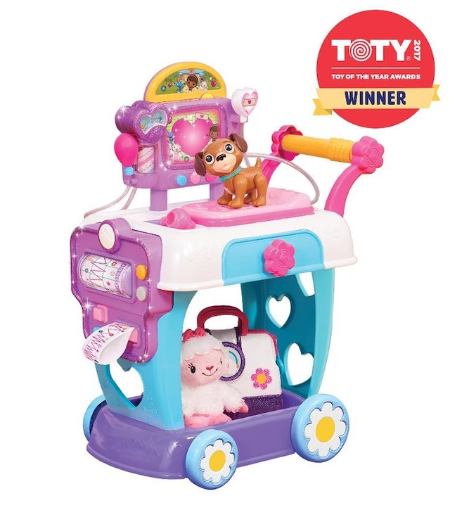 "Disney The Doc Is In 4 Piece Doc Mcstuffins Toddler: What To Get At The 2017 Toys ""R"" Us Holiday Sales So You"