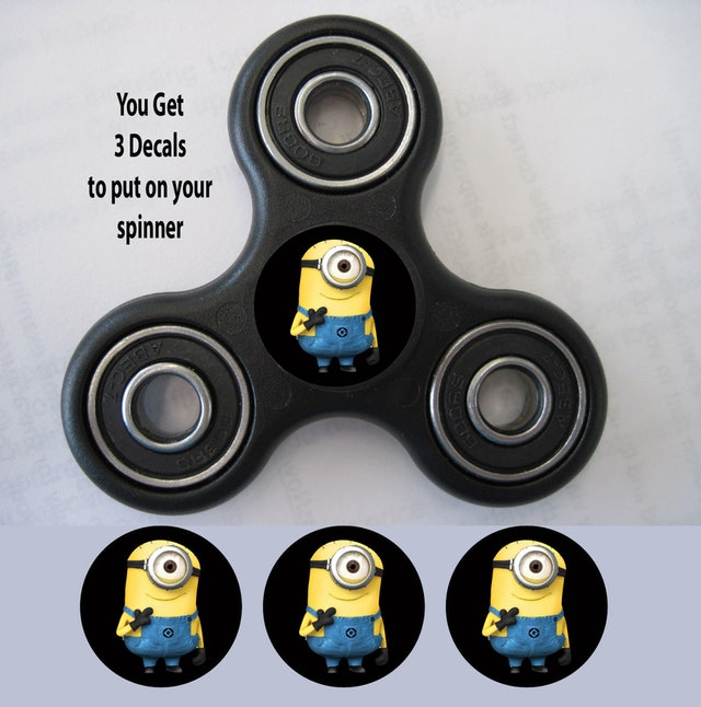 Where To Buy Minions Fid Spinners Because You Don t Have Enough