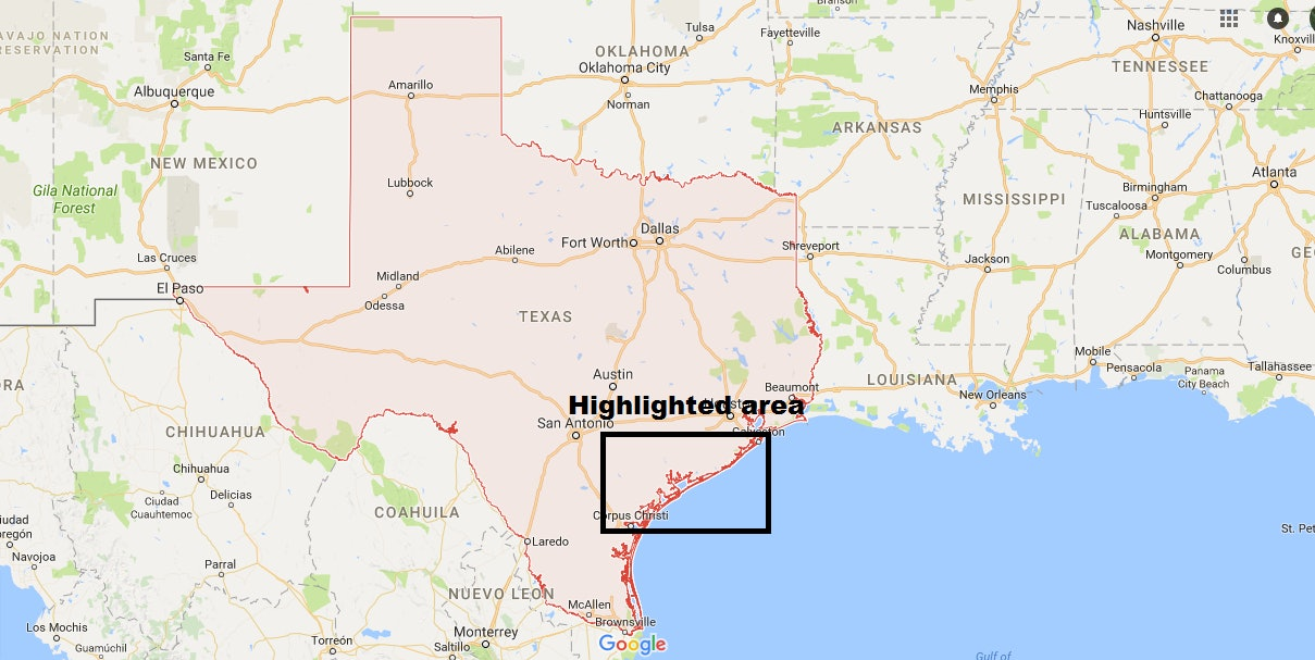 This Hurricane Harvey Flood Map Shows What Areas Need The Most Support