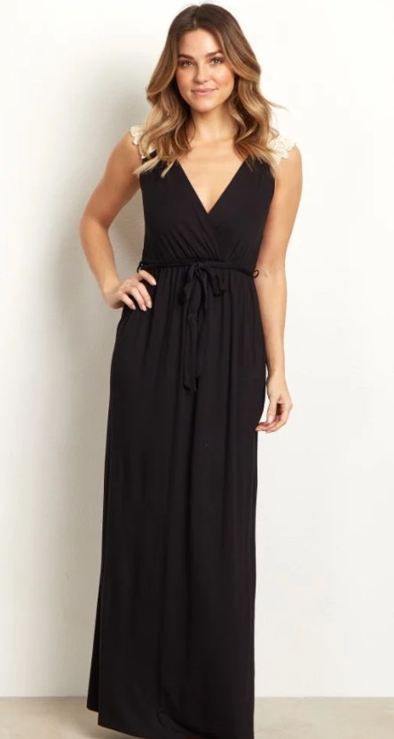10 Gorgeous Breastfeeding-Ready Evening Dresses That Will Have You ...