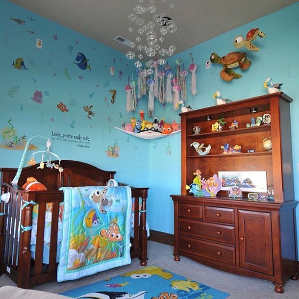 Little Leo S Nursery Fit For A King: 19 Disney Nursery Ideas To Create A Miniature Magic Kingdom