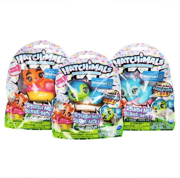 Squishy Hatchimallows Amp Baby Hatchibabies Are The Newest
