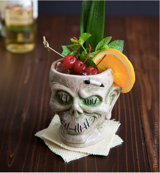 Zombie cocktail mix