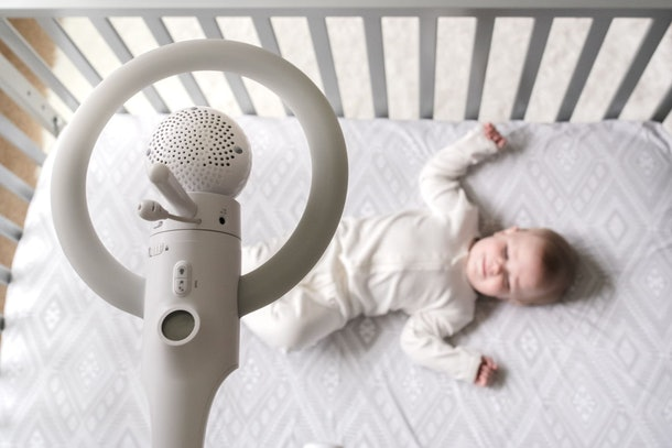 Motorola S New Nursery Products Are A High Tech Mom S Dream