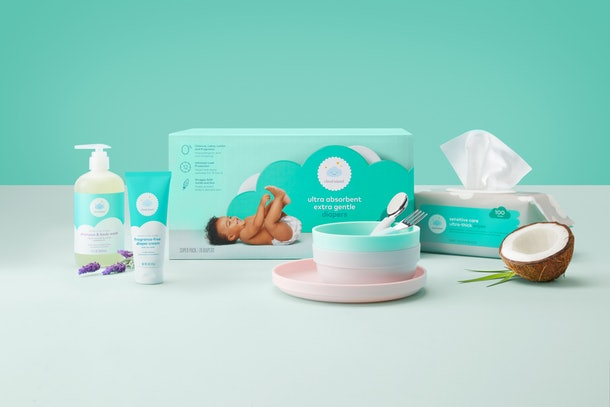Target Cloud Island Diapers Amp Baby Essentials Are Here