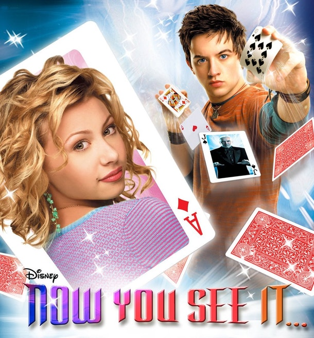 Disney Channel Original Movie Now You See It