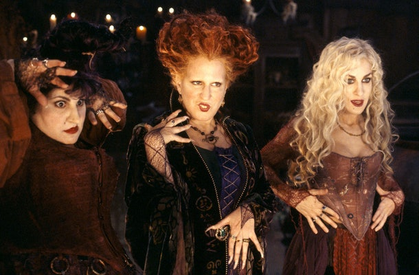 The Sanderson Sisters In Hocus Pocus