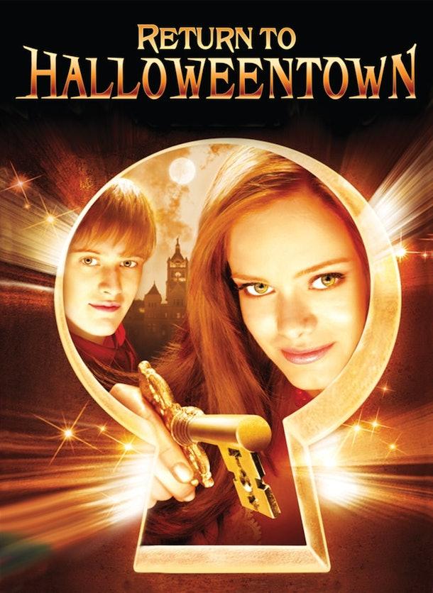 Disney Channel Movie Return to Halloweentown