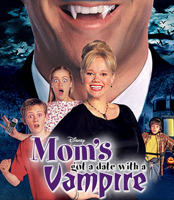Disney Channel Original Movie Mom's Got A date With A Vampire