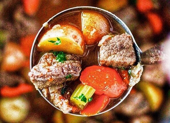beef stew instant pot recipe
