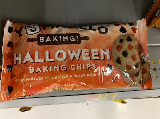 Yummalo Halloween Baking Chips
