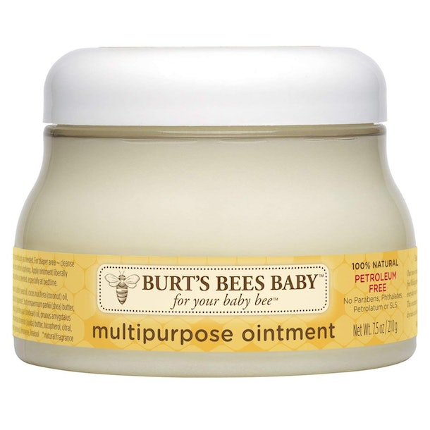Bert's Bees Multipurpose Ointment recommended in Blake Lively's Amazon Baby Registry