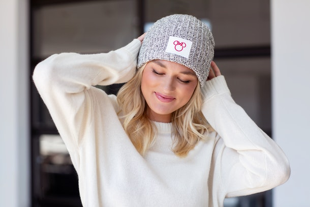 The Disney collaboration with Love Your Melon presents cute beanies, and sales help fund the fight against pediatric cancer
