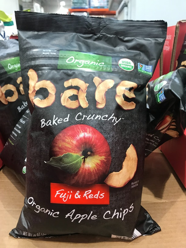 Bare Organic Apple Chips from Costco