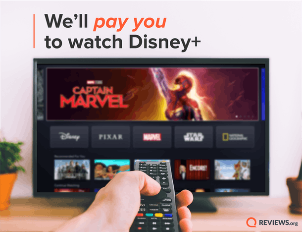 Disney fans can earn $1,000 watching 30 Disney+ movies in 30 days.