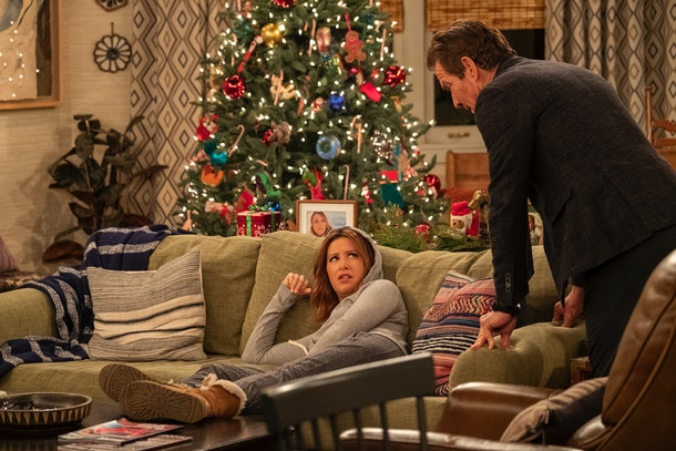 "Netflix's Christmas Movie ""Merry Happy Whatever"""