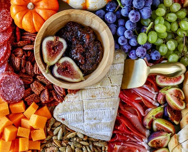 Harvest Charcuterie Board Party Recipe