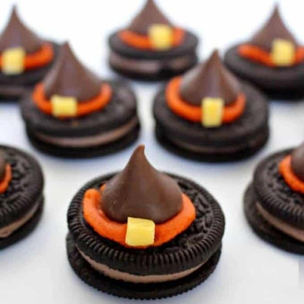 Halloween Witch Hat Cookie recipe