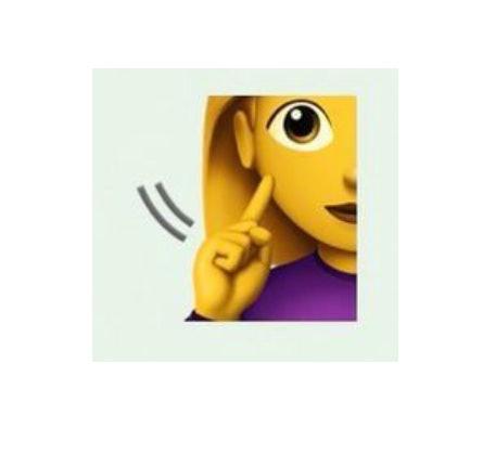 listening emoji