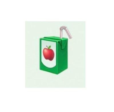 juice box emoji