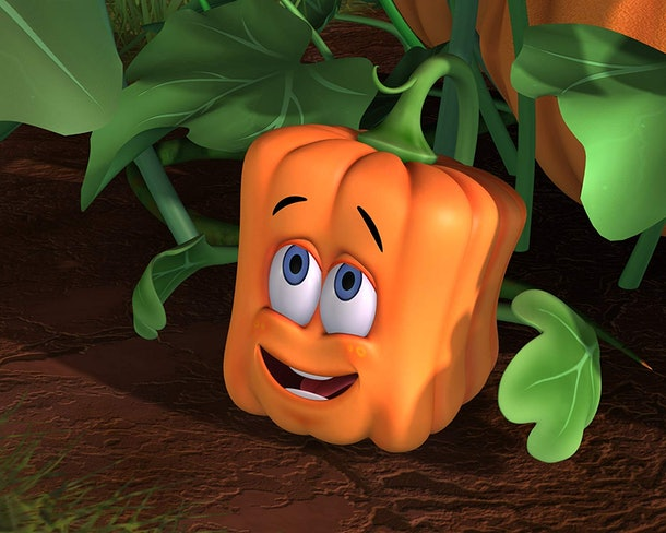 Sppokley the Square Pumpkin Movie