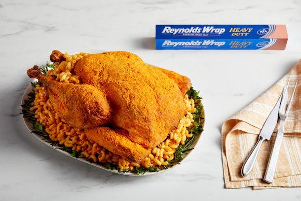 mac & cheese turkey