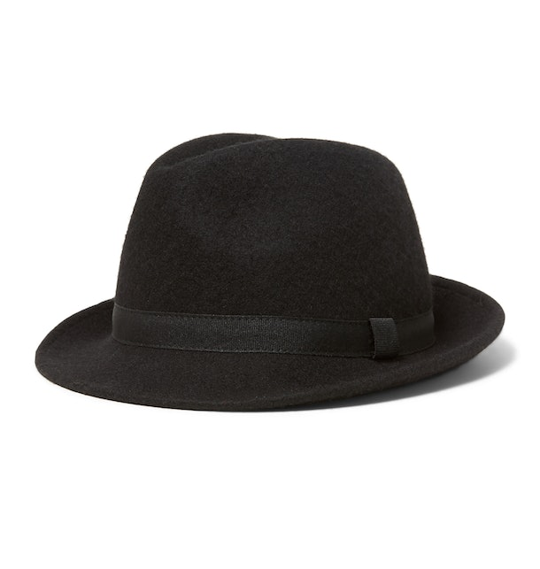 wool fedora from Rachel zoe x janie and jack party collaboration