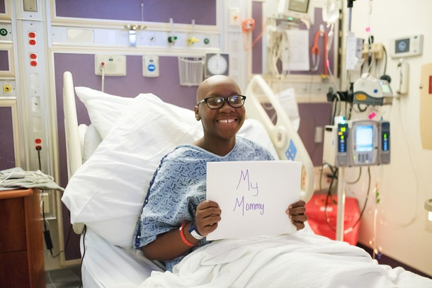 Pediatric patients share what they're thankful for