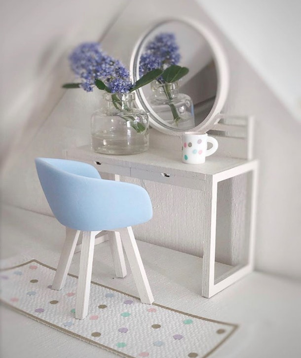 Dollhouse inspiration on Instagram