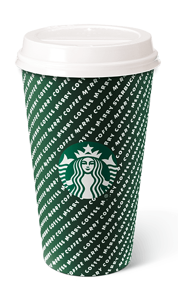 The Merry Stripes Starbucks holiday cup is available in stores starting Nov. 7.