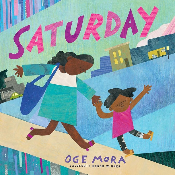 'Saturday' by Oga Mora